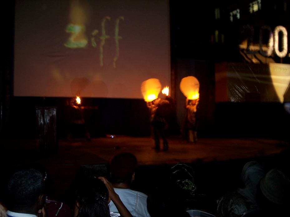 Opening Ceremony of ZIFF